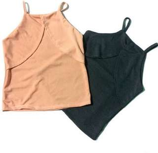 Take all! Halter Top