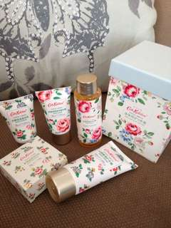 Cath Kidston Bath and Body Gift Set (5 pcs)