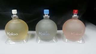 Authentic Kaloo Perfume P250 per pc / all for P600