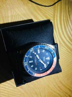 Original seiko divers watch
