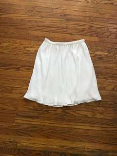 Banana republic chiffon skirt S