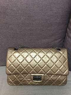 Chanel 2.55 handbag large size