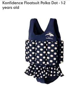 Girls Floatsuit by Konfidence Mothercare