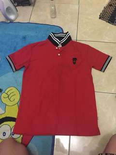 Polo shirt Nevada Red (S)