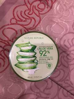 Nature Republic Aloe Vera Soothing Gel (ORIGINAL)