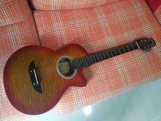 Nikko Guitar w/o string