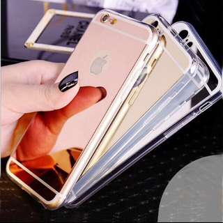 Mirror case for iphone 5/5s, 6/6s