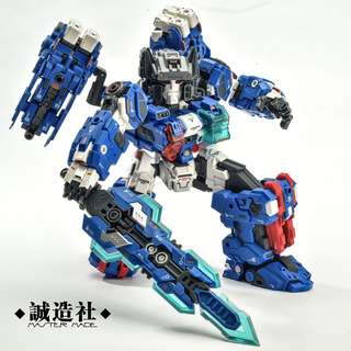 Master Made SDT-05 SDT05 Odin - Transformers SD Fortress Maximus Fort Max