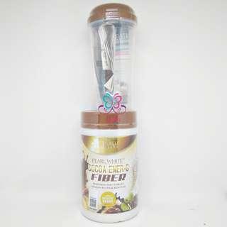 [JAMU JELITA] Pearl White Cocoa Ener-G Fiber - 400g