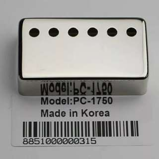 .1pc 50mm or 52mm Nickel Chrome Metal Humbucker Pickup Cover for Les Paul, SG, Electric Guitar.x..1pc 50mm or 52mm Nickel Chrome Metal Humbucker Pickup Cover for Les Paul, SG, Electric Guitar.x.
