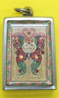 Thai Butterfly Amulet