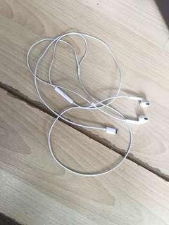 iPhone 7耳機85成新