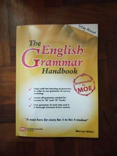 The English Grammar Handbook