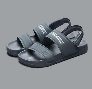 Korea New Balance 2018 NClay Grey Sandal BRJ8S550G (SD3601GGW) NWT