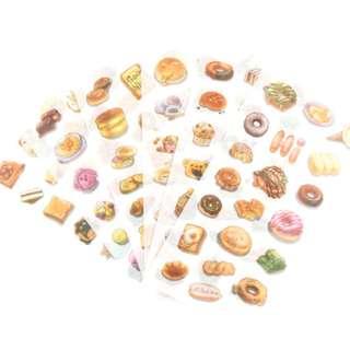 Sticker Set (Dessert) (Ref No.: 289)