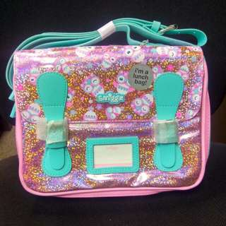 Smiggle Owl Lunch Bag