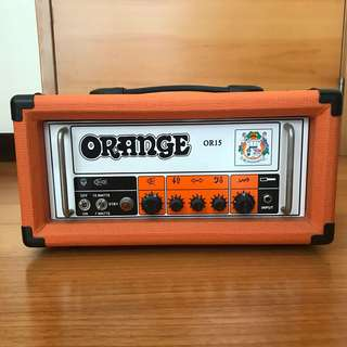 ORANGE OR15 GREAT CONDITION