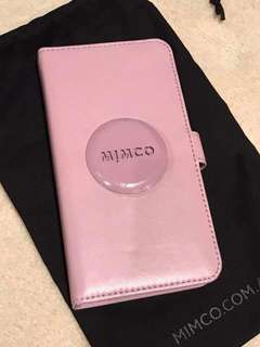 Mimco Wallet Case iPhone 7+ & 8+