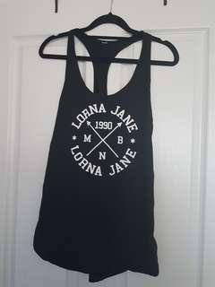 Lorna Jane Tank Top Size Small