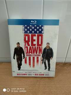 Double Feature - Red Dawn (1984) & Red Dawn (2012)