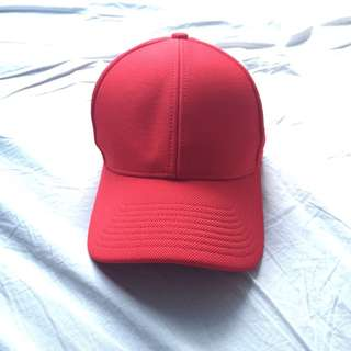 Red Community Hat (Aritzia)