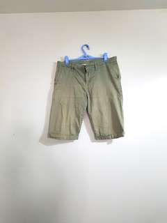 Olive green shorts sale!!!