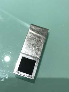 Bvlgari money clip - hold