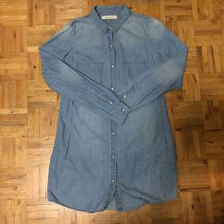 Denim Dress from Bluenotes