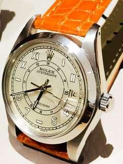 Authentic Rolex Precision Date C.1979