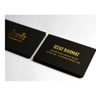 Professional Name Card / Business Card Printing