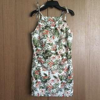 Floral Tropical Dress