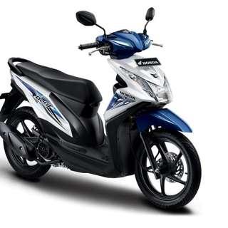 Honda Beat CW New 2010