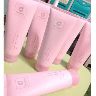 Another Set of R Series Hand and Body Lotion