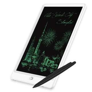 現貨液晶手寫板畫板寫字光能兒童電子畫板小黑板手繪圖數位板開店