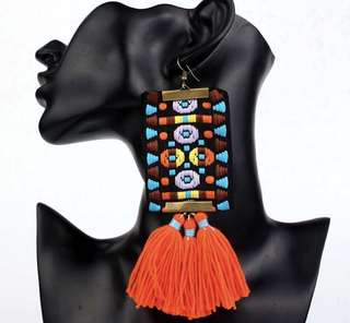 Iconic Tassel Earrings