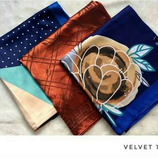 Hijab Velvet