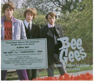 Bee Gees Studio Recording CD Box Set