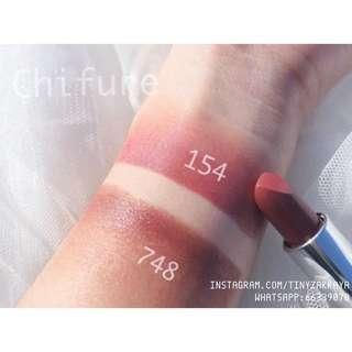 Chifure lip stick 唇膏 748 154