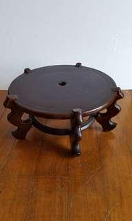 Vintage pot stand