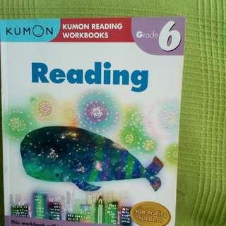 Kumon Grade 6