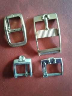 0mega buckle 4Pcs