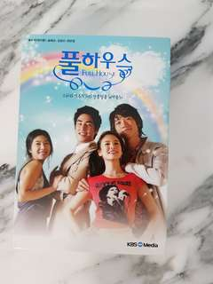 Korean Drama DVD Full House