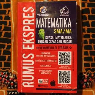 Rumus Ekspres Matematika SMA/MA