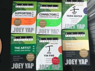 Joey yap bazi guide book