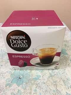 Nescafé Dolce Gusto Expresso 咖啡膠囊