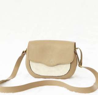 Sling Bag BB (Latte)