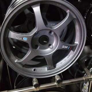 17 inch SSR type C sport rim