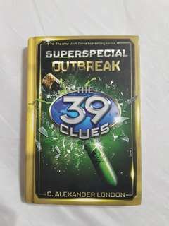 The 39 Clues (SUPERSPECIAL OUTBREAK)
