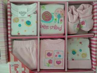 Baby Gift Set- shears 100% cotton