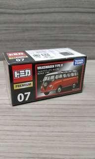 Tomica Premium 07 Volkswagen Type ll